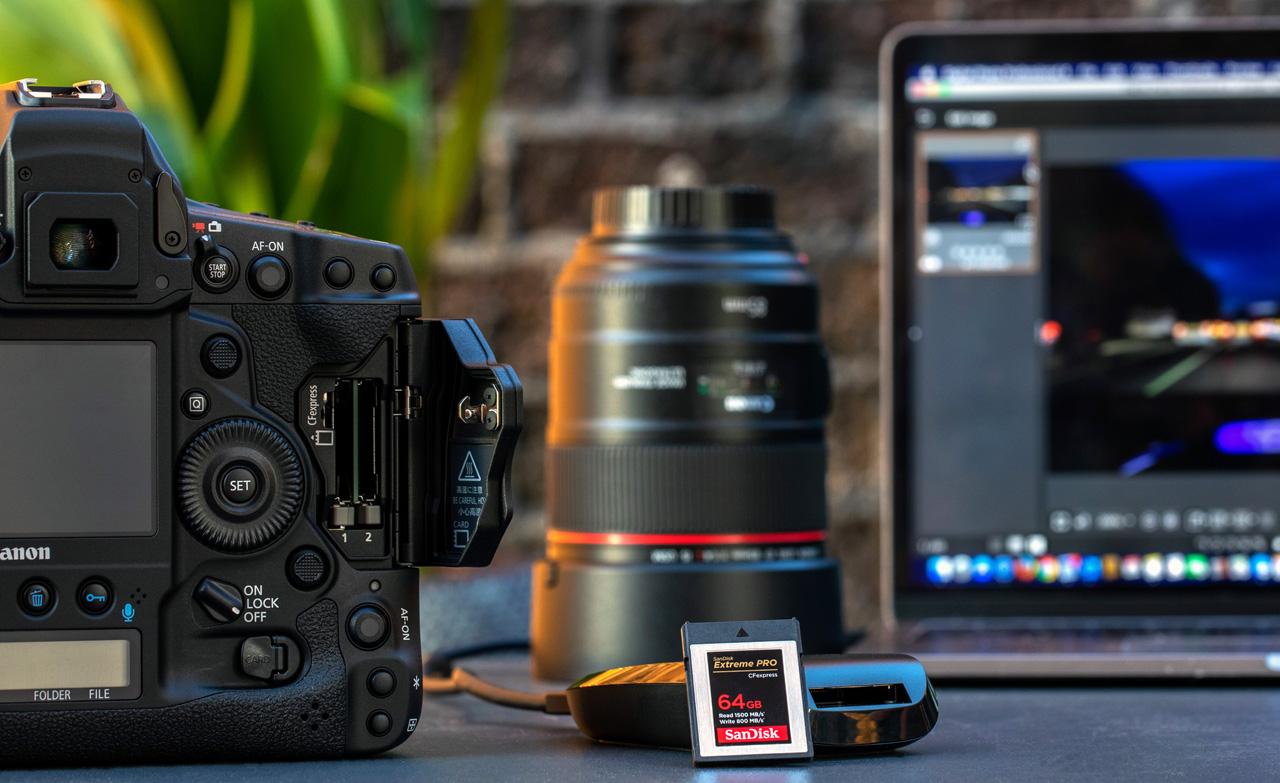 Nuevo firmware para cámaras Canon EOS 1D X Mark III