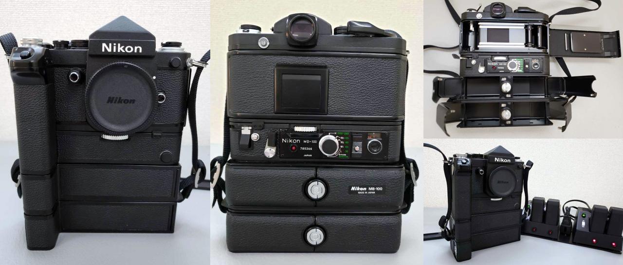 Nikon F2H