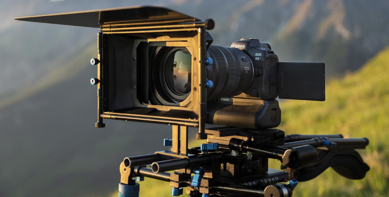 Nuevo firmware para cámaras Canon EOS R5 II