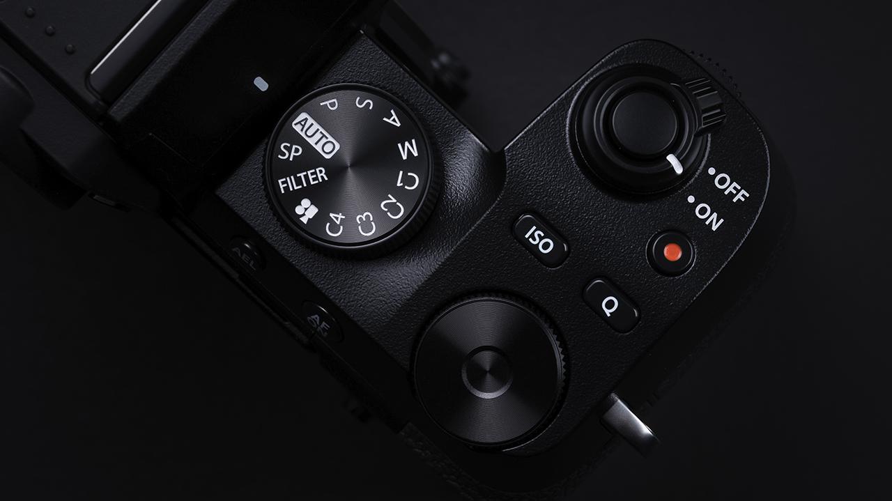 Fujifilm X-S10 Detall