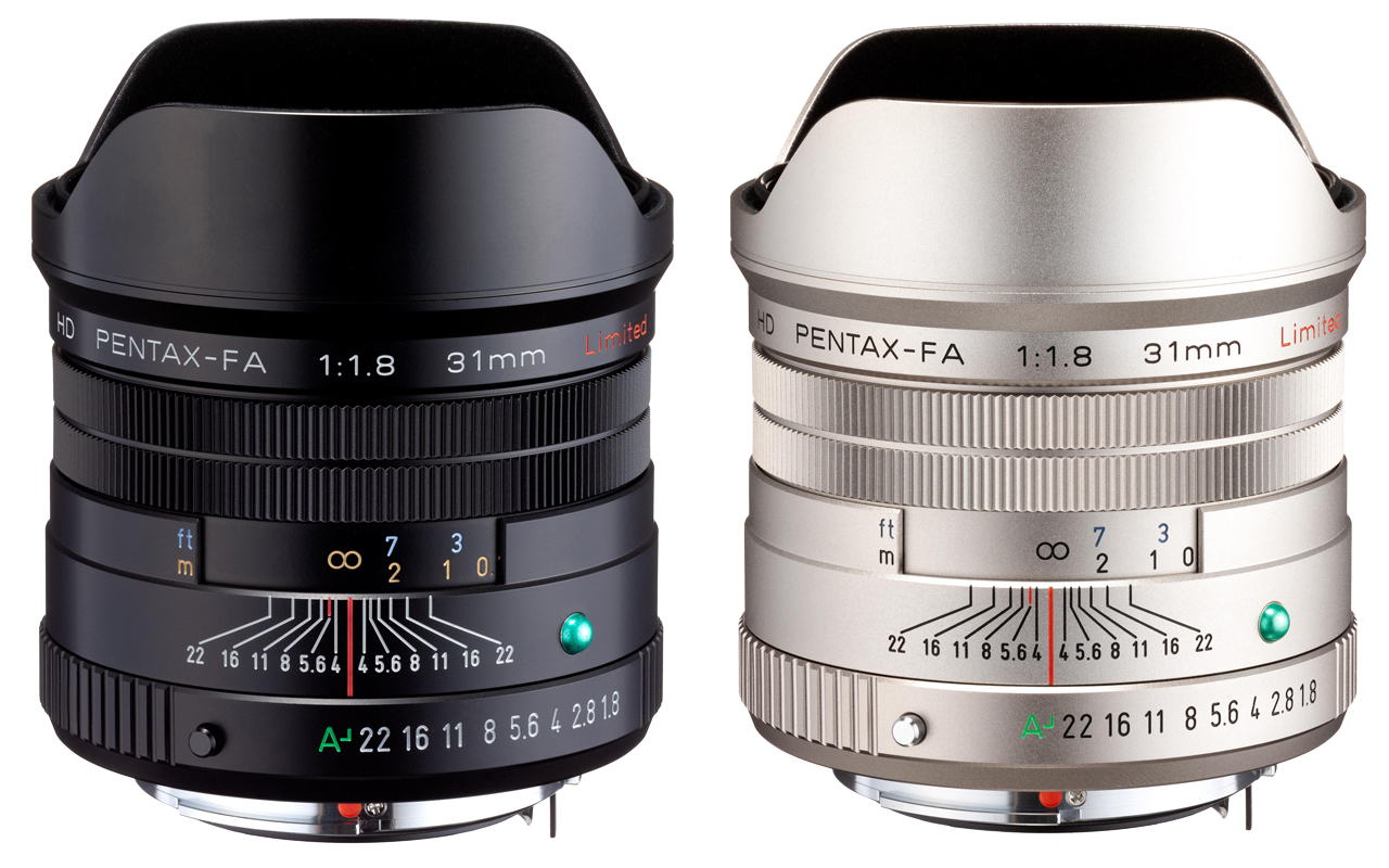 Pentax 31mm Limited