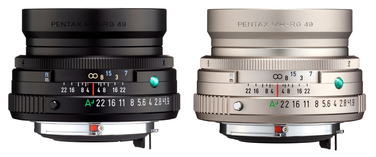 Pentax 43mm Limited