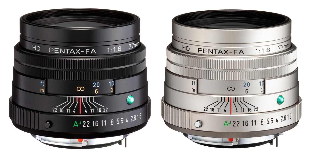 Pentax 77mm Limited