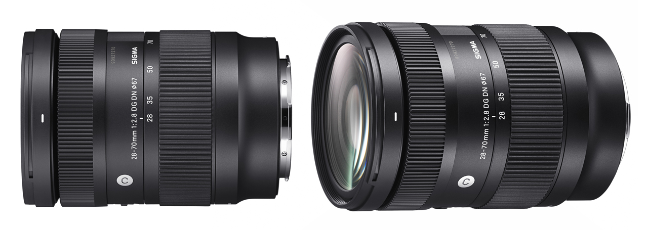 Sigma 28-70mm ƒ/2.8 DG DN Contemporany Combo