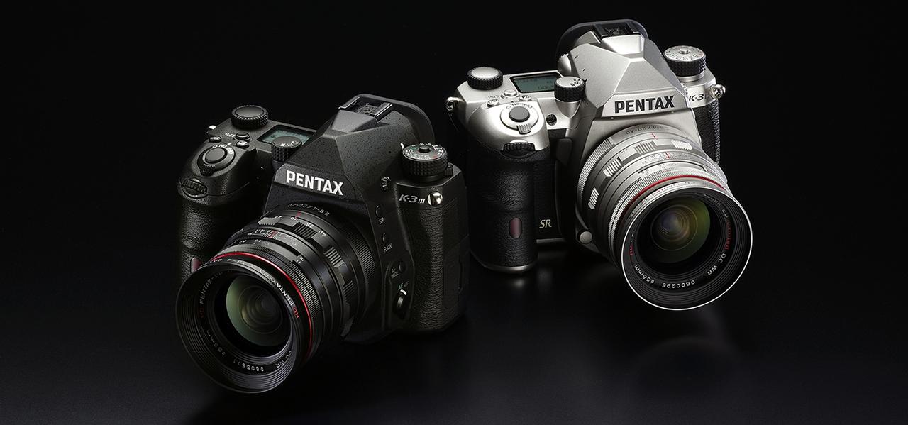 Pentax K-3 Mark III Options