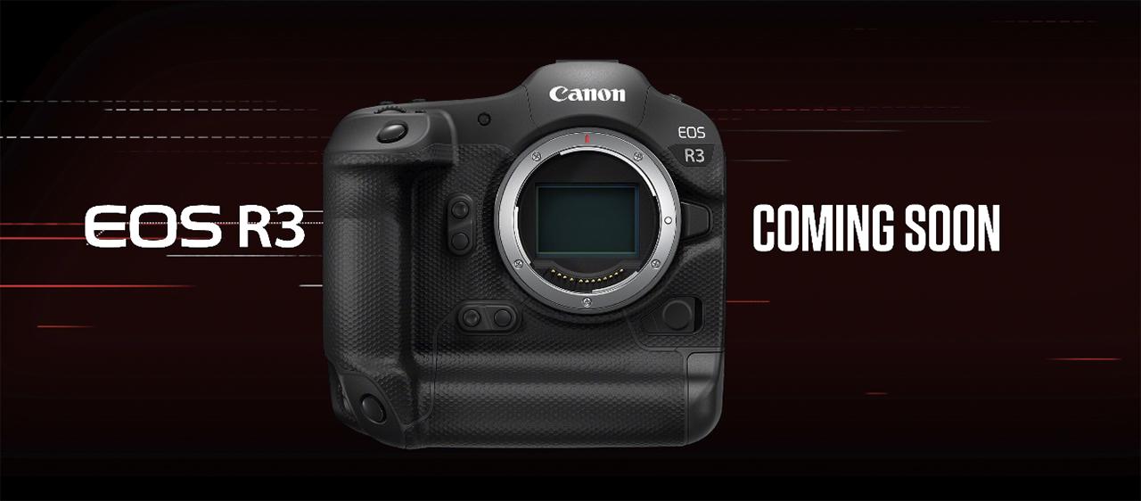 Novedades Canon EOS R