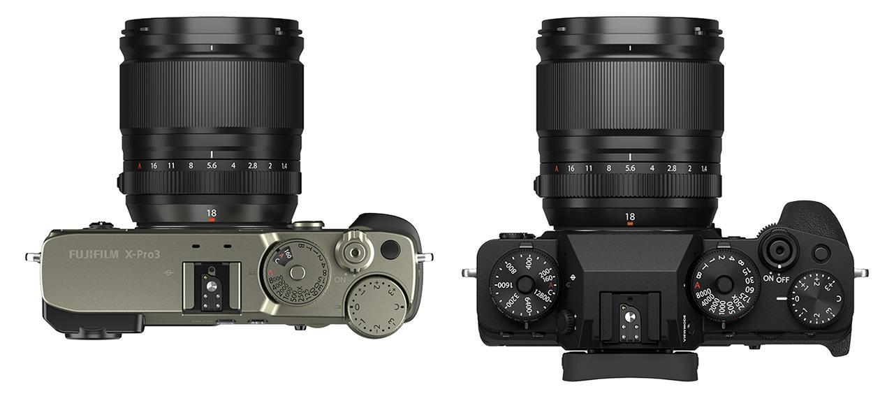 Fujinon XF 18mm ƒ/1.4 R LM WR