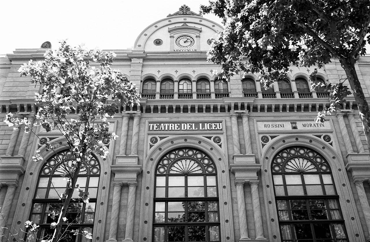 Leica R6 Liceu