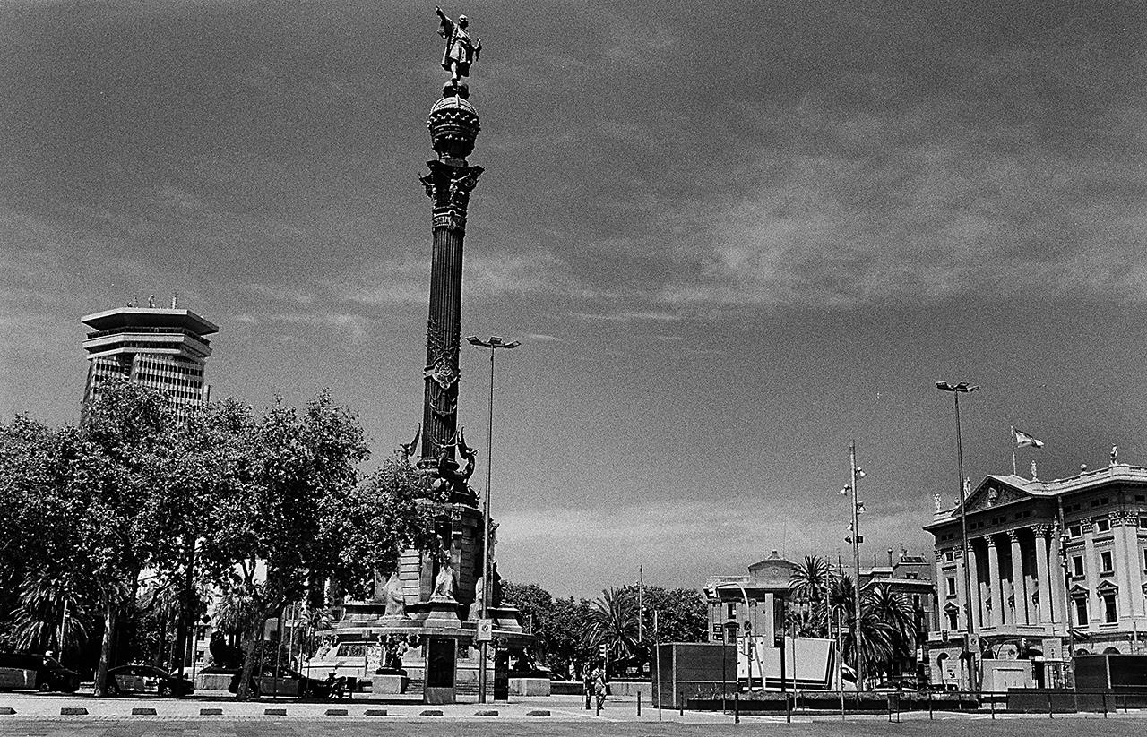Leitz Elmarit-R 35mm ƒ/2.8 III Barcelona