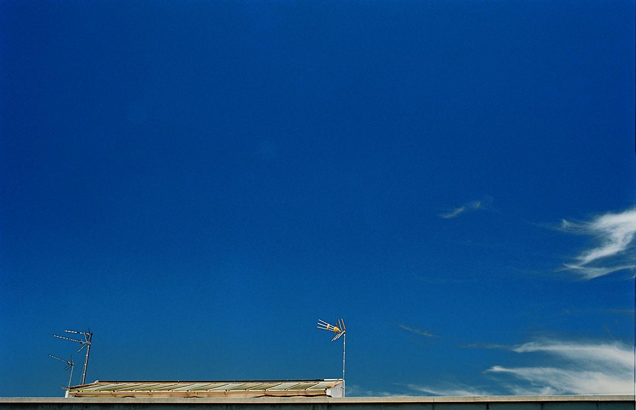 Kodak Ektar 100 Professional Sky