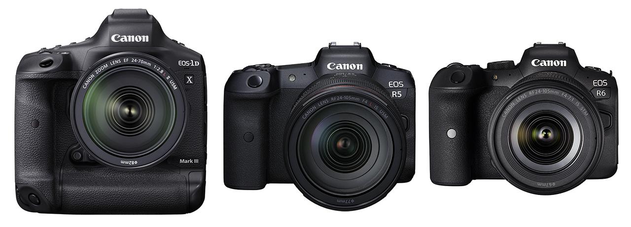 Nuevo firmware para cámaras Canon Combo