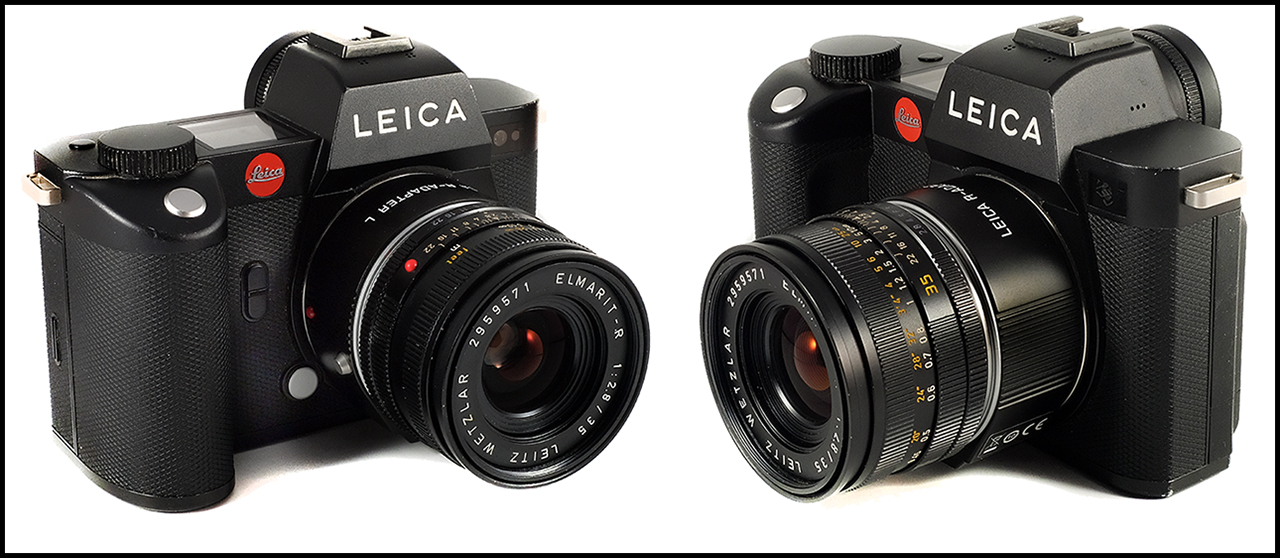 Leica SL2 Adapter-R