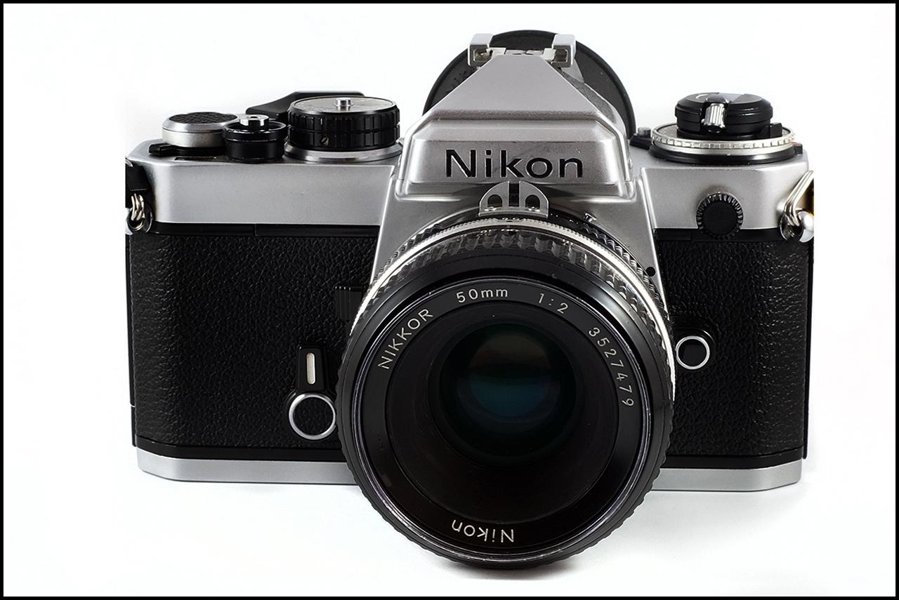 Nikon FE 50mm