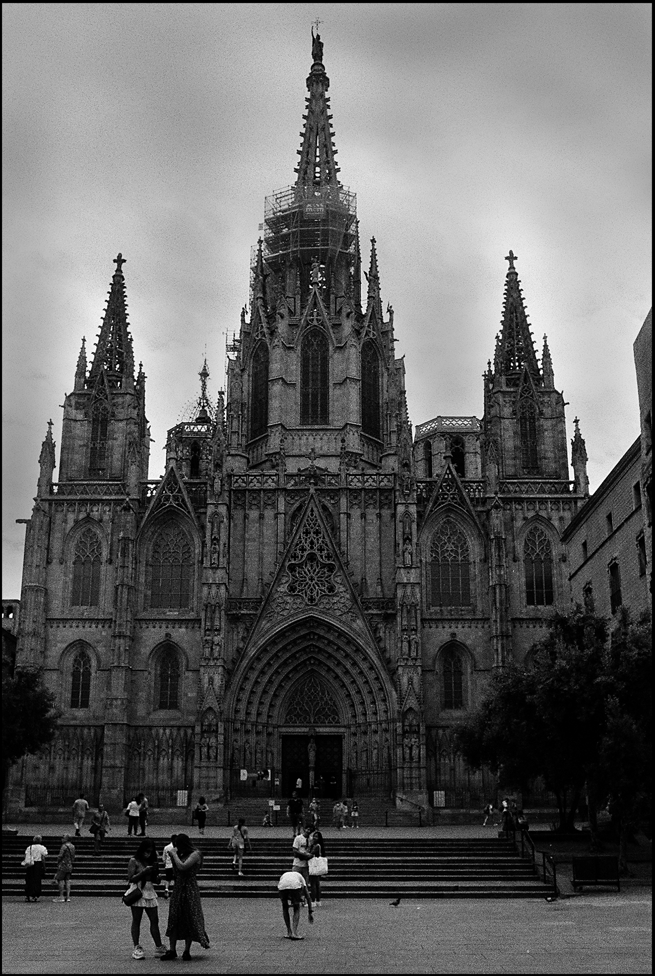Nikkor 28mm ƒ/2.8 Ai-s Cathedral