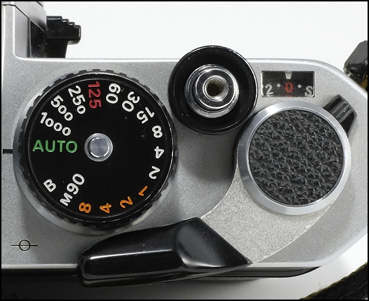 Nikon FE Plate