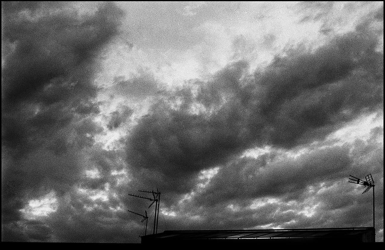 Nikon FE Storm
