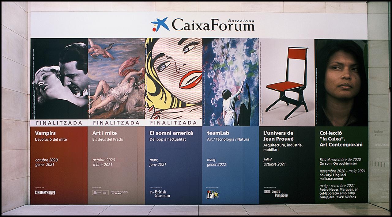 Fujichrome Provia 100F Exhibition