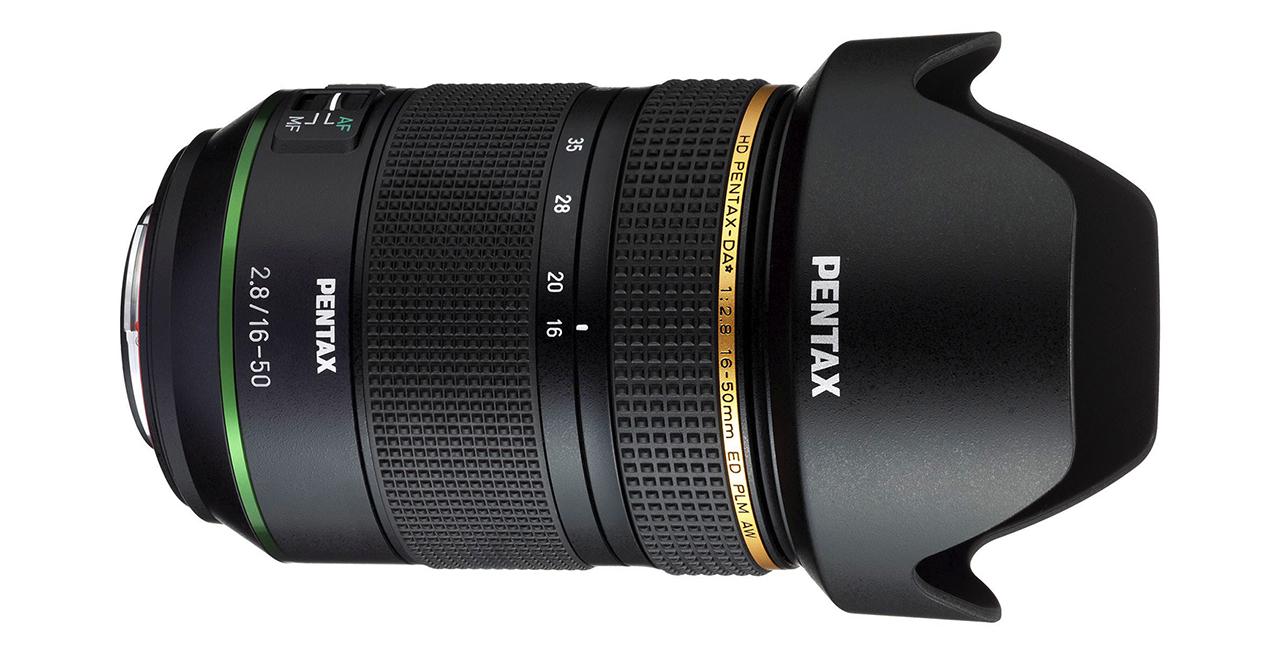 HD PENTAX-DA 16-50mm ƒ/2.8ED PLM AW 1