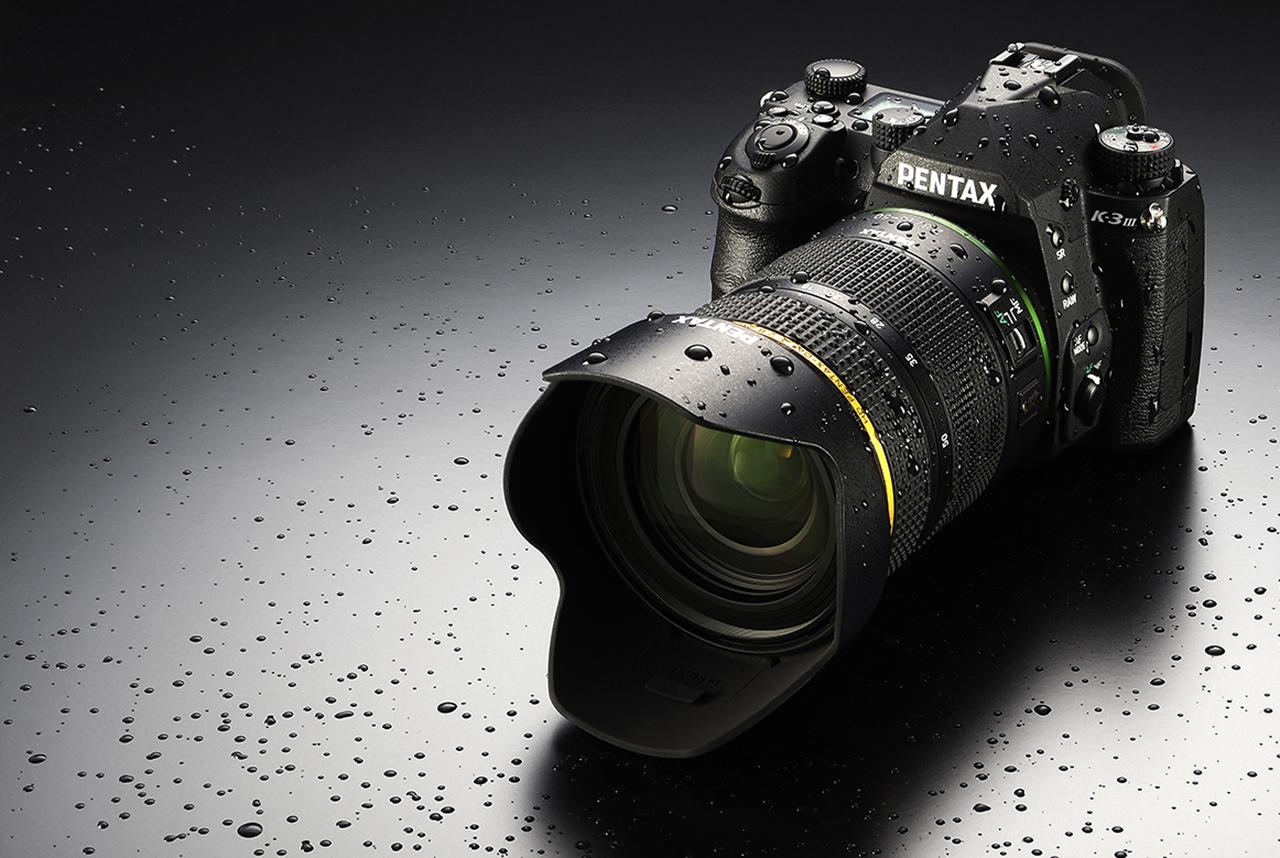 HD PENTAX-DA 16-50mm ƒ/2.8ED PLM AW Sealed