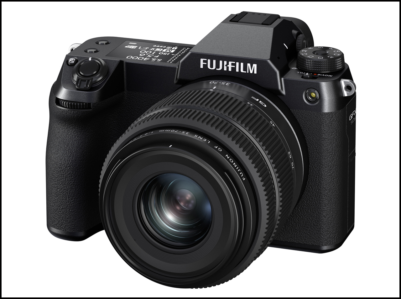 Fujifilm GFX50S II 35-70mm