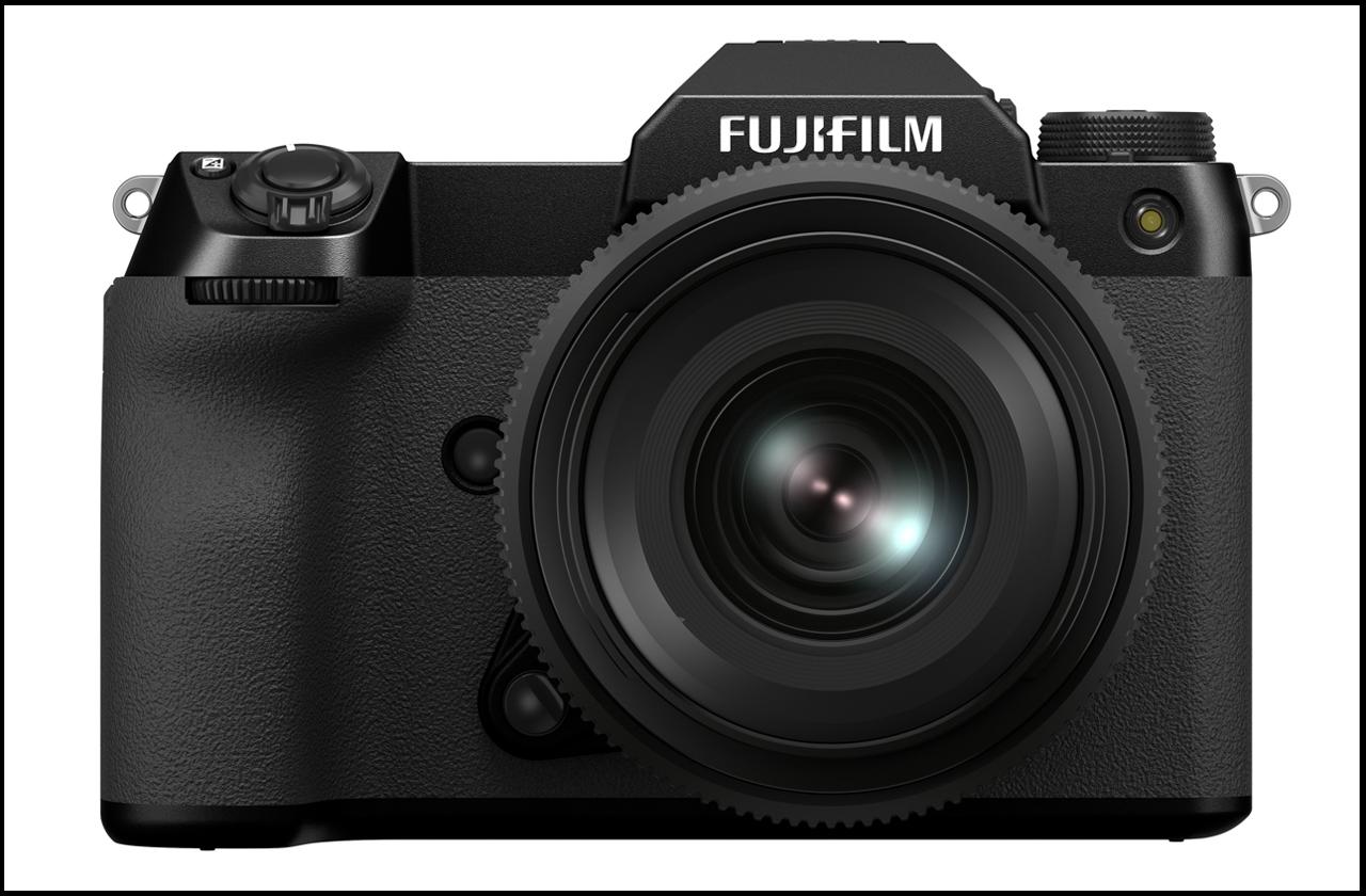 Fujifilm GFX50S II Front
