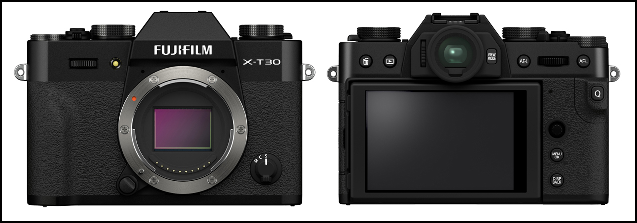 Fujifilm X-T30 II Views