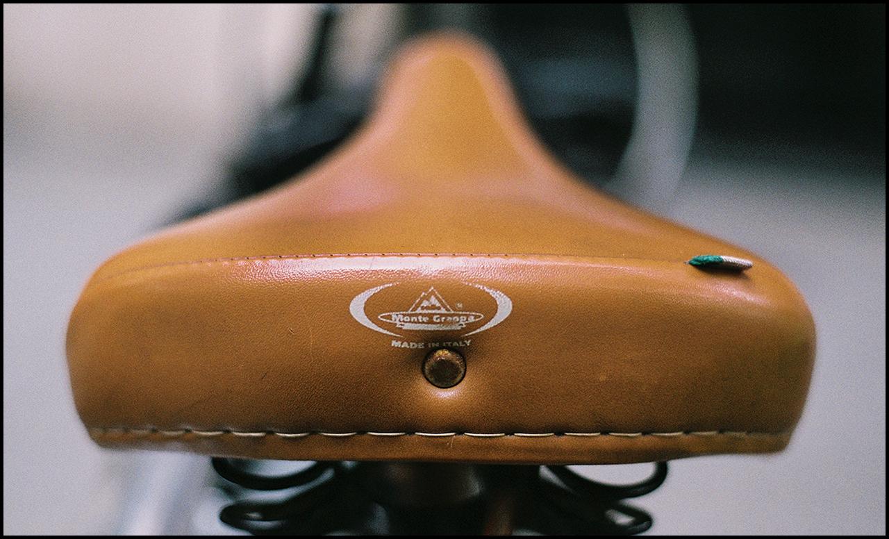 Nikon F3 Leather