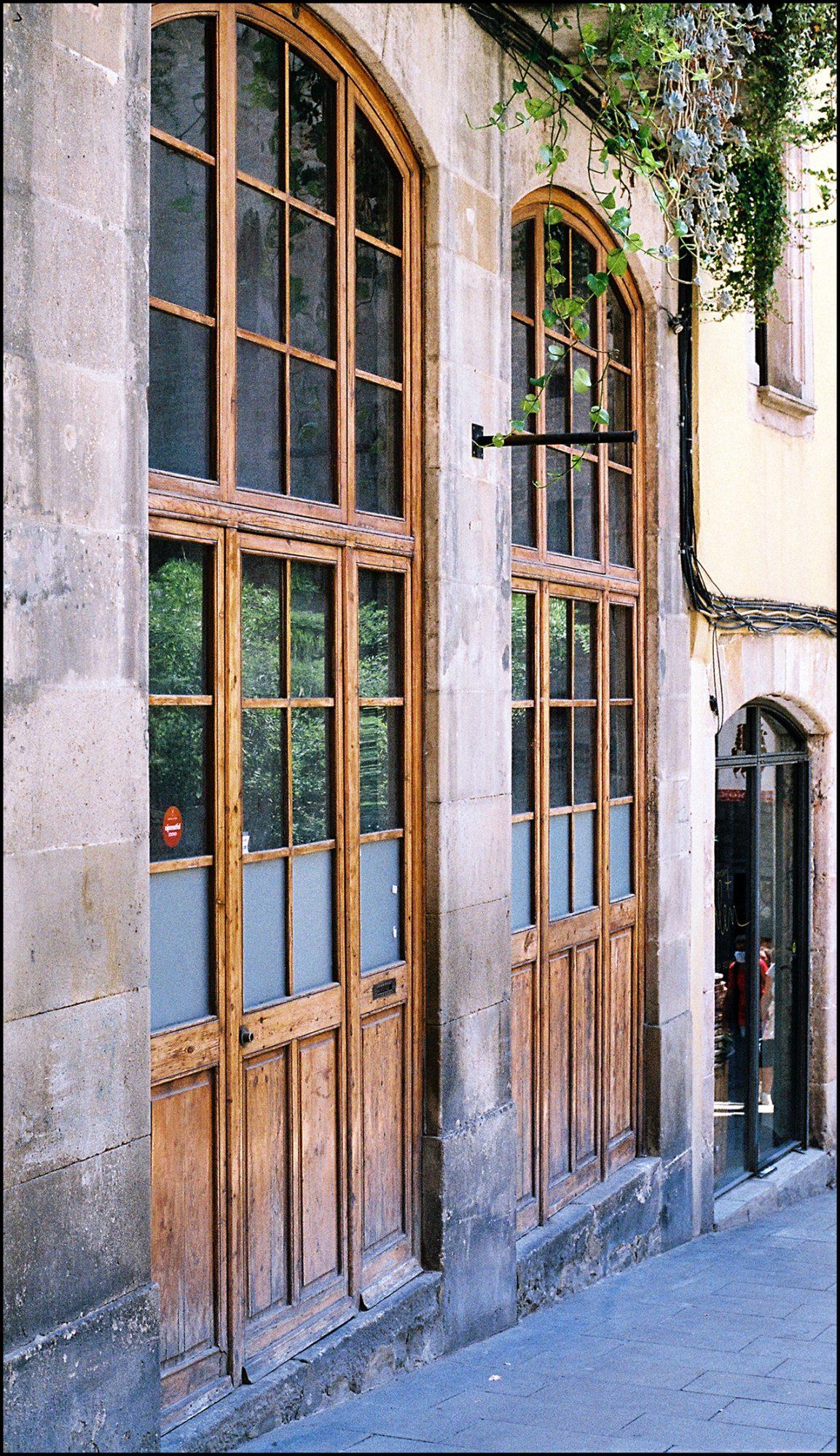 Nikon F3 Doors