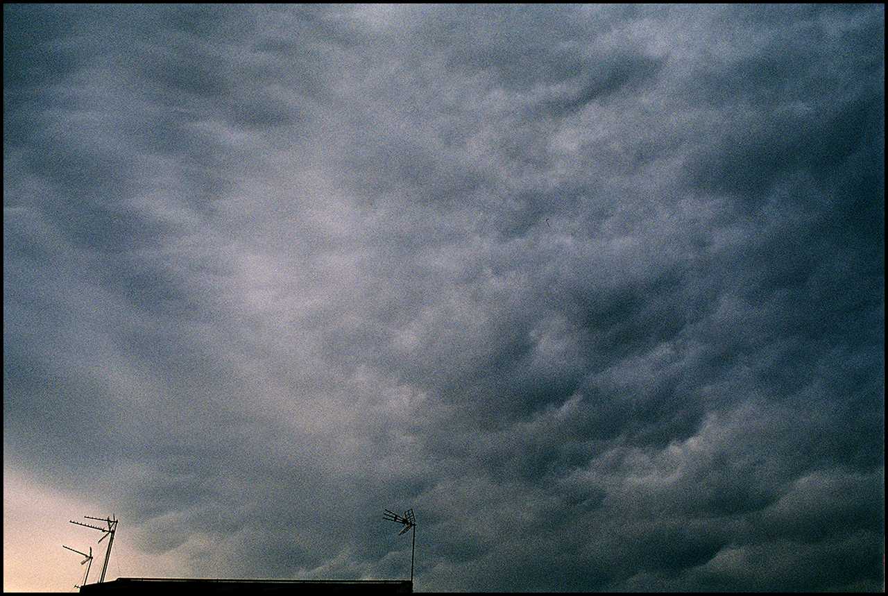 Nikon F3 Storm