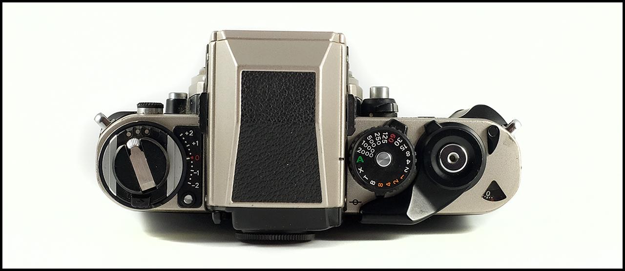 Nikon F3/T Top