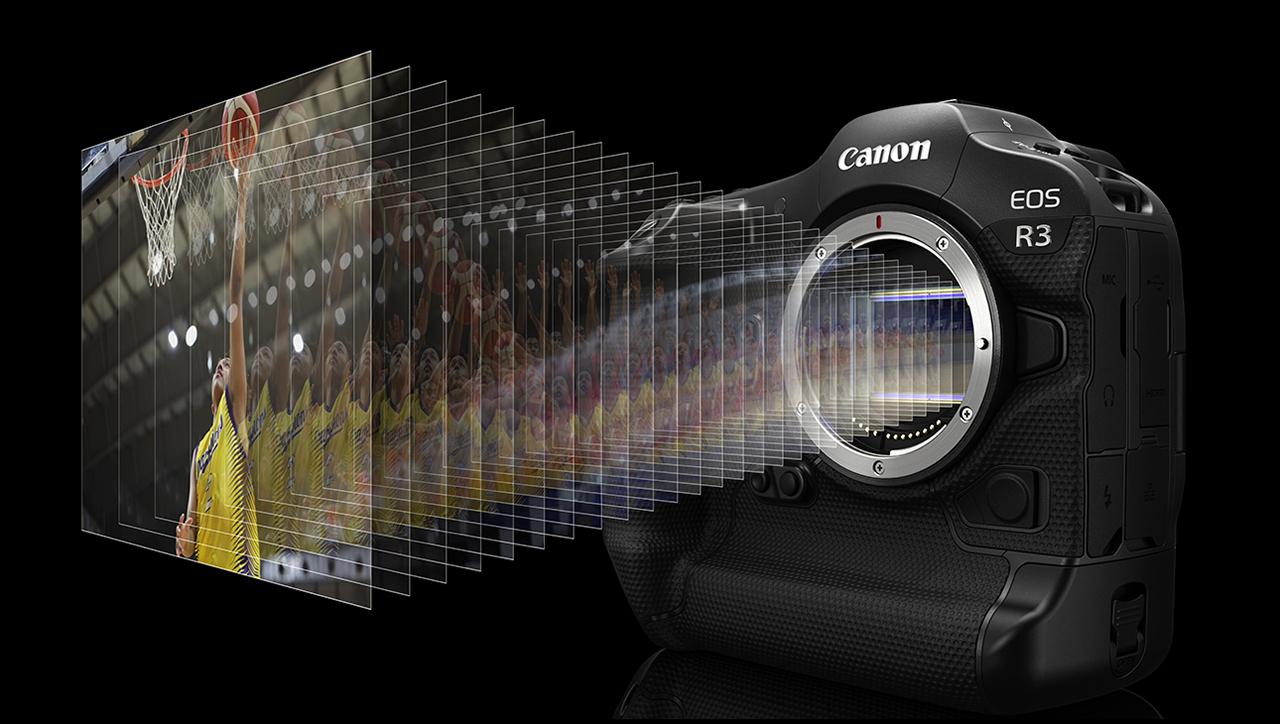 Canon EOS R3 Speed