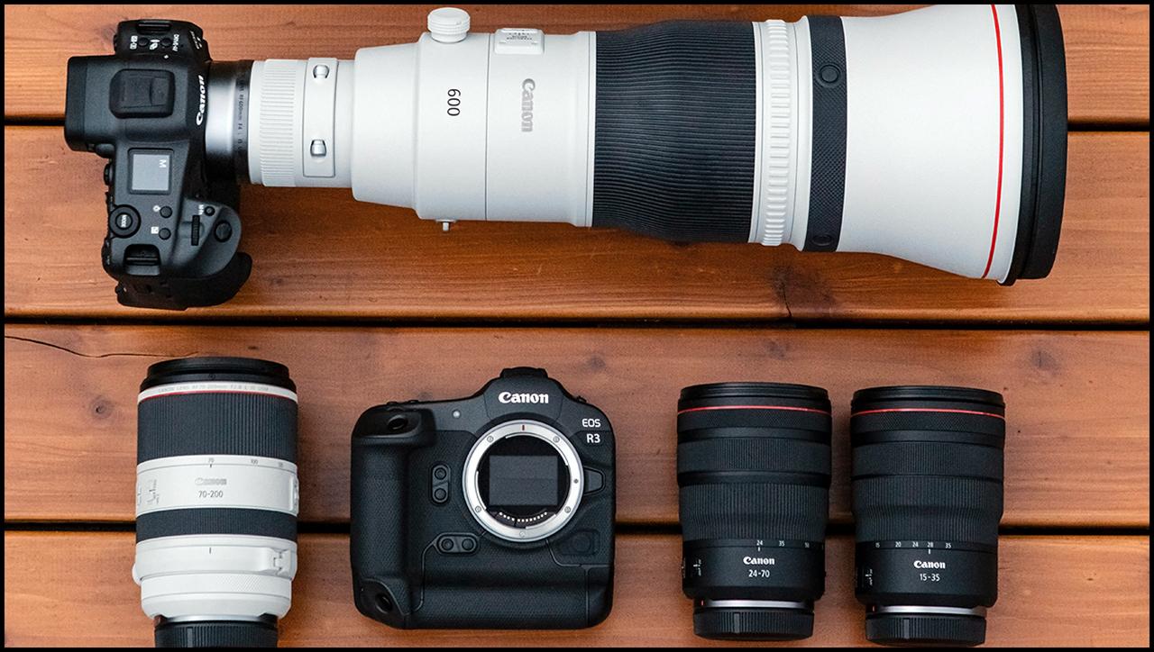 Canon EOS R3 Lenses 2