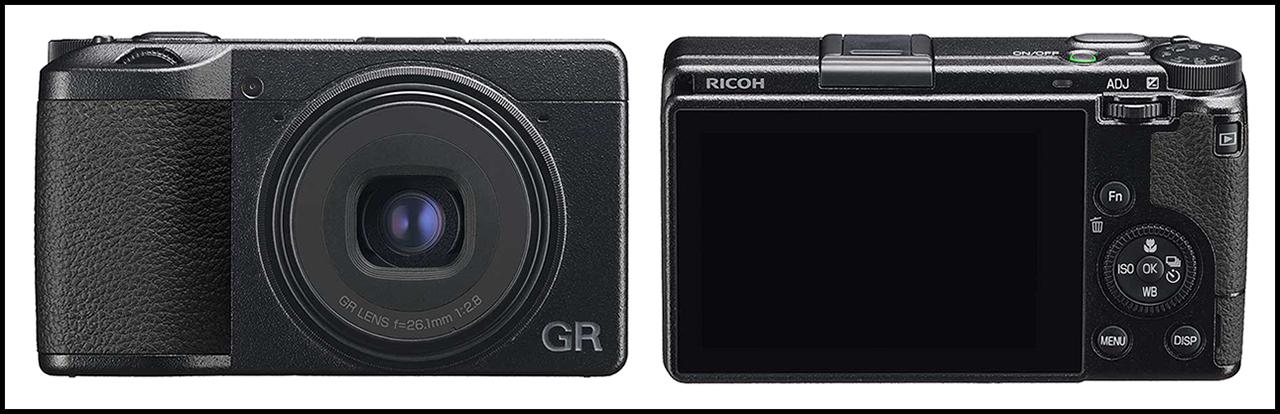 Ricoh GR IIIx Combo